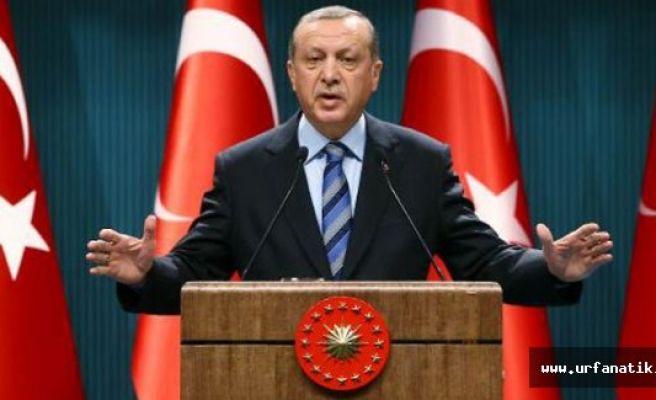 Patlamanın ardından Erdoğan net konuştu!