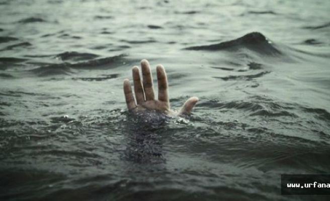 Halfeti'de gölete giren çocuk boğuldu