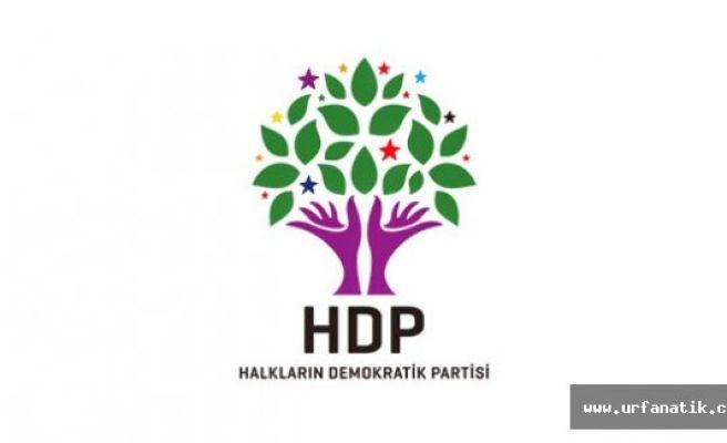 HDP'den Açıklama
