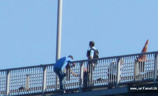 Boğaz Köprüsünde Albay Alarmı