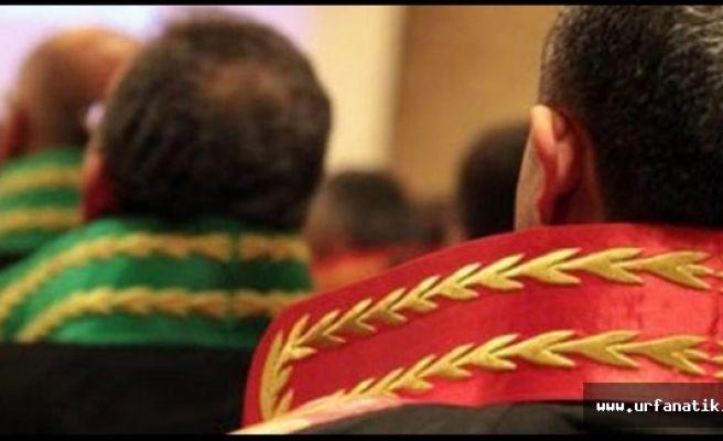 543 Hakim ve Savcı meslekten ihraç edildi