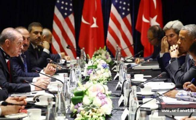 Erdoğan darbe girişimi sonrası Obama ile bir araya geldi