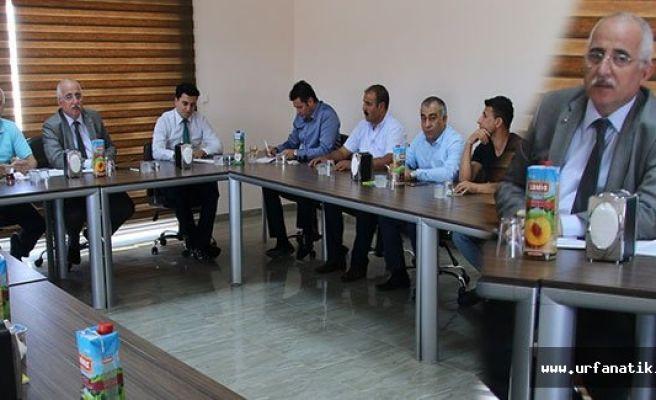 Vali Tuna'dan Urfaspor'a destek