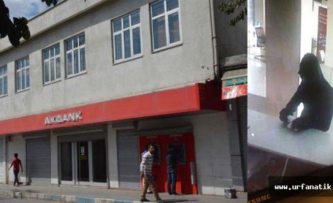 Cezaevinden izinli çıktı banka soyarken yakalandı