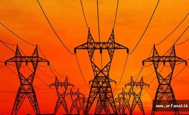 Urfa'ya şifreli elektrik
