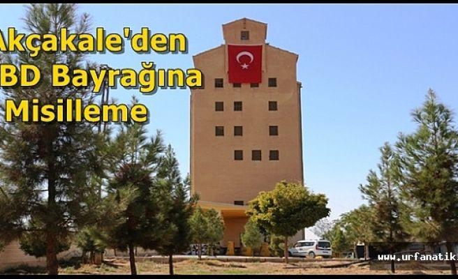 Suriye'ye Türk Bayrağı Asılıyor