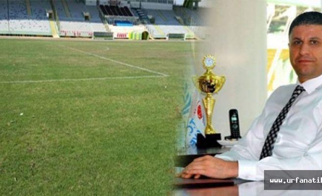 Şanlıurfa Gençlik Spor'dan Açıklama