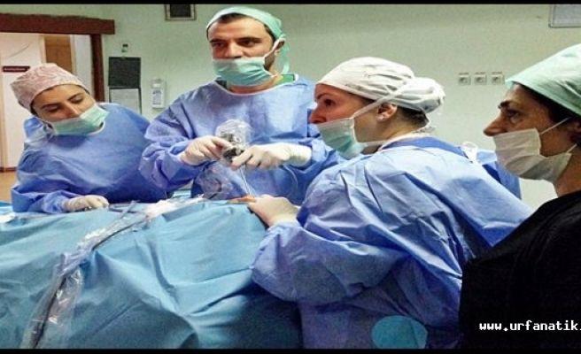 Küçük Çalışmalarla mutlu olan Hastane