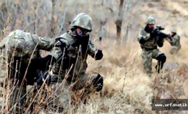 Diyarbakır ve Şırnak'ta 2 şehit; 1 PKK'lı öldürüldü