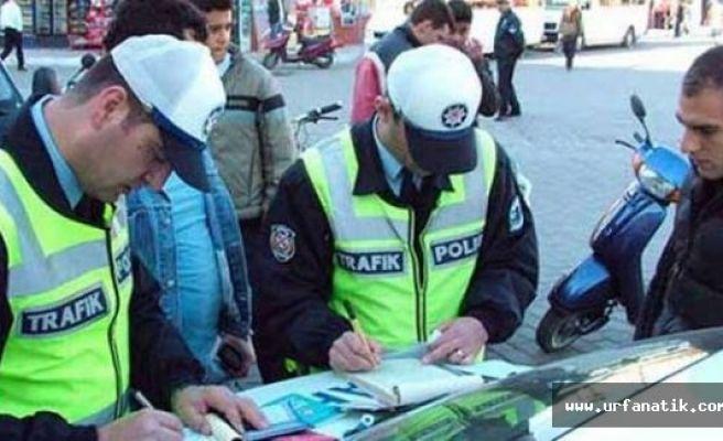 6 milyar liralık trafik cezası yapılandırılıyor