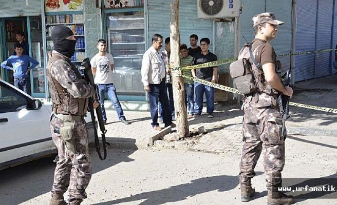 Siverek'te silahlı kavga 1 yaralı
