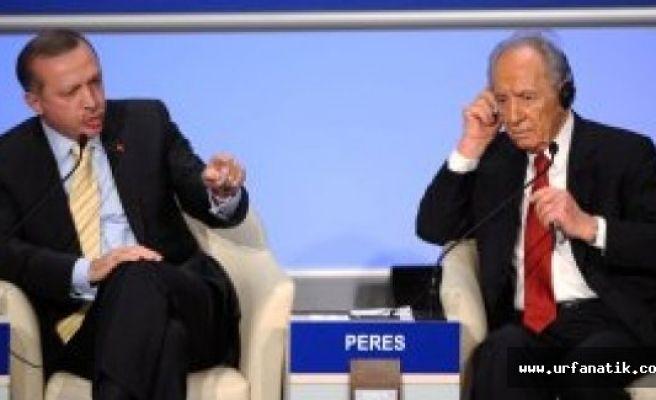 """Şimon Peres, Erdoğan'ın """"One Minute"""" Çıkışıyla Hatırlanıyor"""