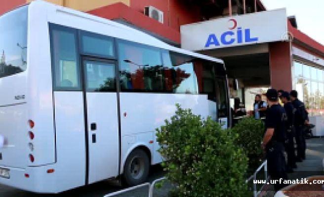 Urfa'daki FETÖ Operasyonuna 5 tutuklama