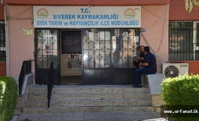 Siverek'te bir köy karantinaya alındı