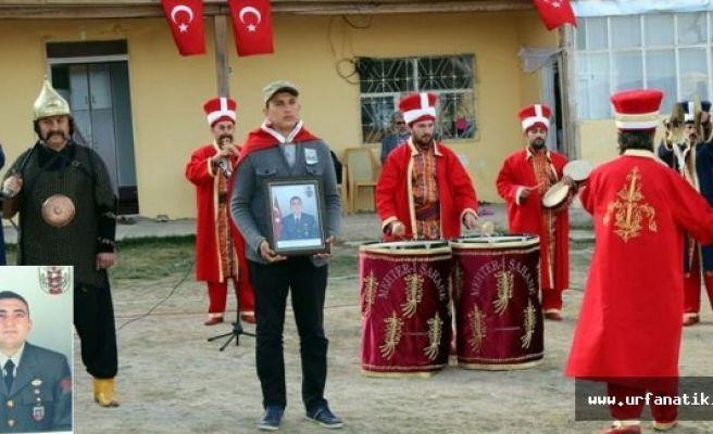 Şehidin 'Mehter Marşı' vasiyeti yerine getirildi