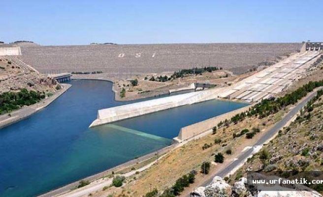 Kirpi Baraj Tünel Çalışmasını Durdurdu