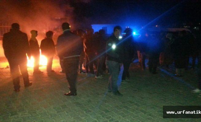 Eyyübiye'de Mahalle Halkı İsyan Etti