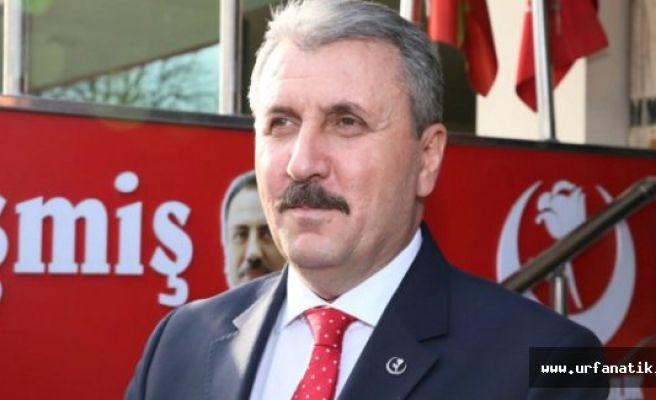 Büyük Birlik Partisi Referandumda 'Hayır' Verecek