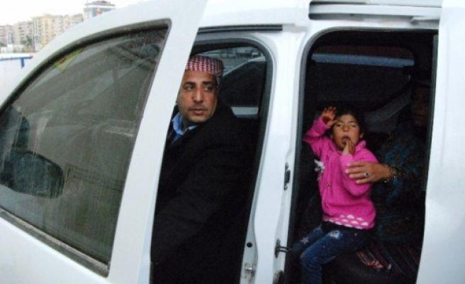 Harranlı Elif Tedavi İçin İstanbul'a Götürüldü