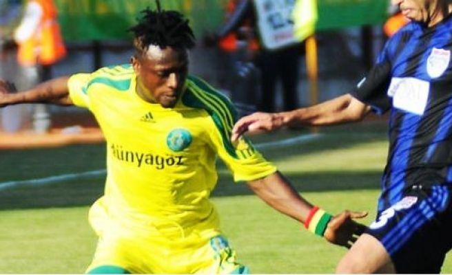 Banahene Sivasspor Maçında Sahada Olacak