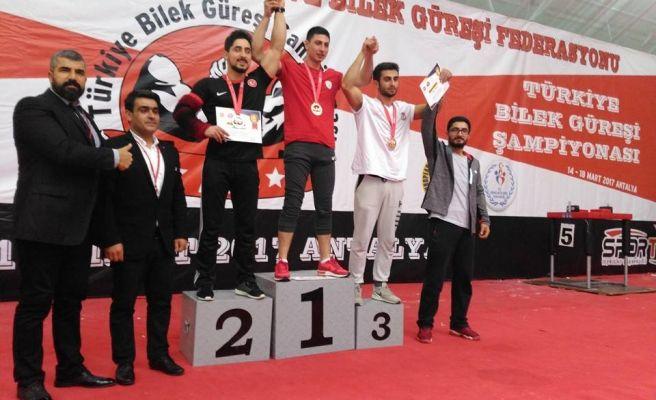 Üzül Türkiye Şampiyon Oldu