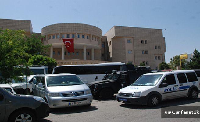 Urfa'da FETÖ operasyonu, 6  hakim ve  savcı gözaltına alındı