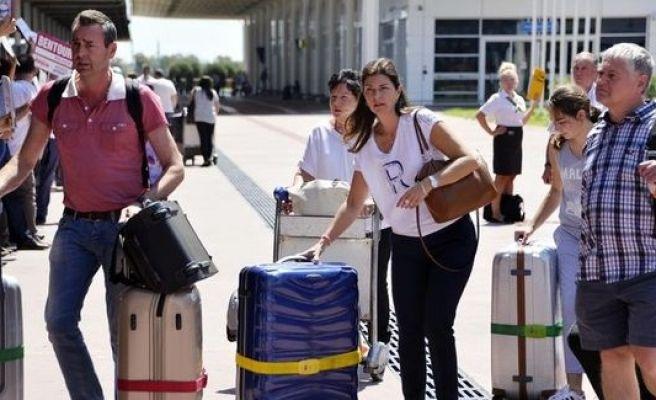 Rusya devletinden Rus turistlere ilginç uyarılar
