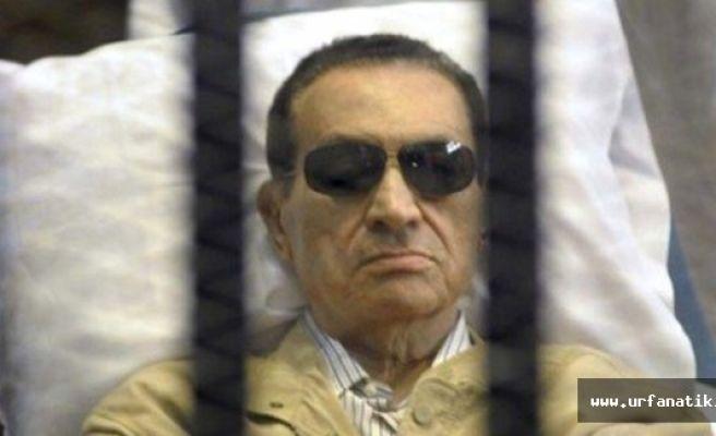 Eski Mısır Cumhurbaşkanı Hüsnü Mübarek Serbest Bırakıldı