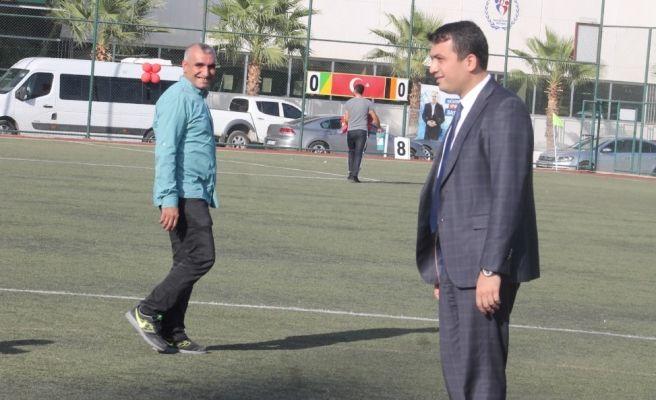 Başkan Günak'tan Teknik Heyet ve Futbolculara Teşekkür