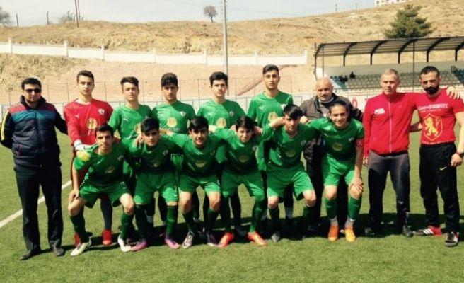 Viranşehirspor Elazığ'da Bölge Şampiyonu Oldu