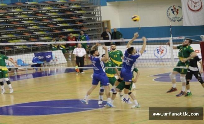 İnegöl Belediyesi Msk Urfa'yı 3-1 yendi