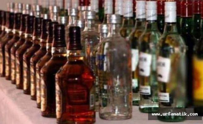 Kaçak İçki 2 Kişiyi Hastanelik Etti