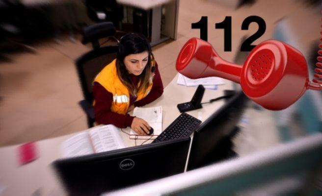 112'ye Gelen Asılsız İhbarlar Bezdiriyor