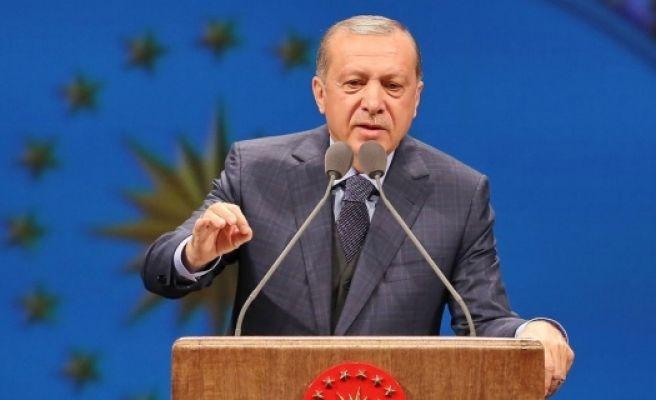 Cumhurbaşkanı Erdoğan'ın Programında Değişiklik