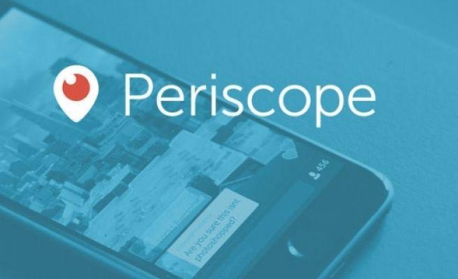 Periscope Türkiye'de Yasaklanıyor, Her An Kapanabilir!