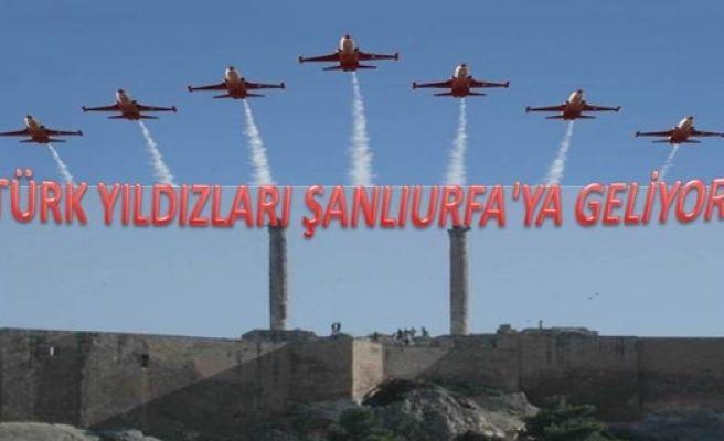 """Türk Yıldızları"""" Bu Yıl 16 Gösteri Daha Yapacak"""