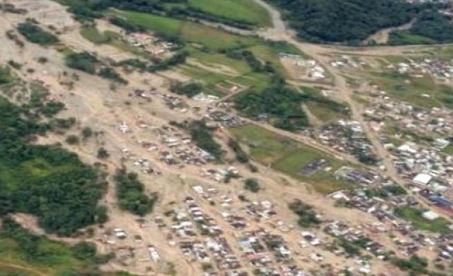 Sel Felaketi110'dan Fazla İnsan Hayatını Kaybetti