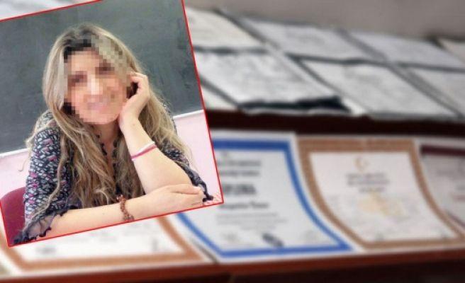 Yılın Öğretmeni Seçildi, Diploması Sahte Çıktı