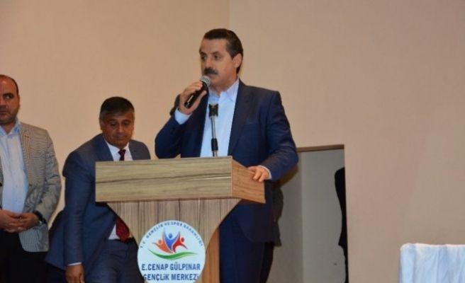 Gıda, Tarım ve Hayvancılık Bakanı Çelik, Siverek'te