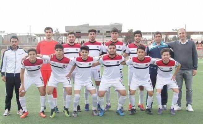 Play Off maçlarında Karaköprü Belediyespor Çok Farklı