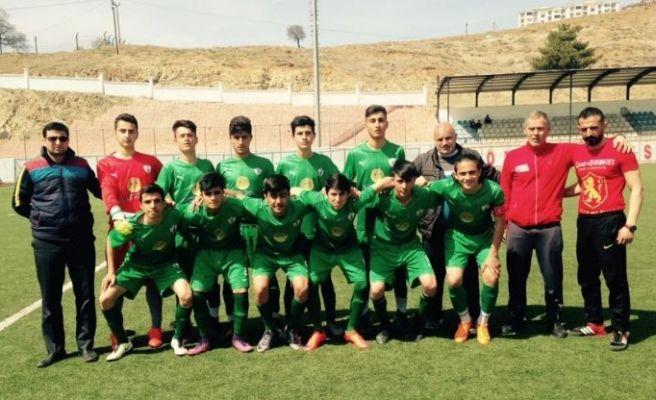 Viranşehirspor Türkiye Şampiyonasına Veda Etti