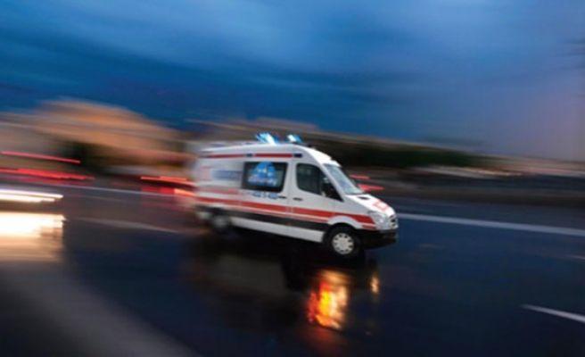 Şanlıurfa'da Feci Trafik Kazası!
