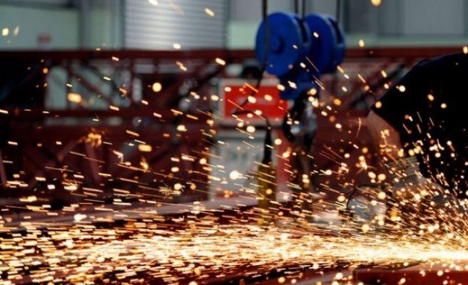 Sanayi Üretimi Bir Önceki Aya Göre Yüzde 0.4 Azaldı