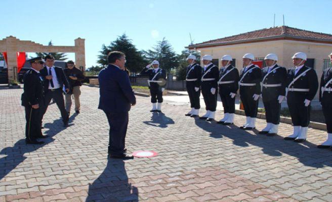 Urfa polis teşkilatının 172. Yılı Kutlandı