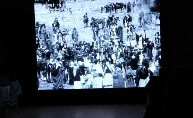 Şanlıurfa'nın Kurtuluş Yıl Dönümünde, 82 Yıllık Görüntüler İlk Kez Gösterildi