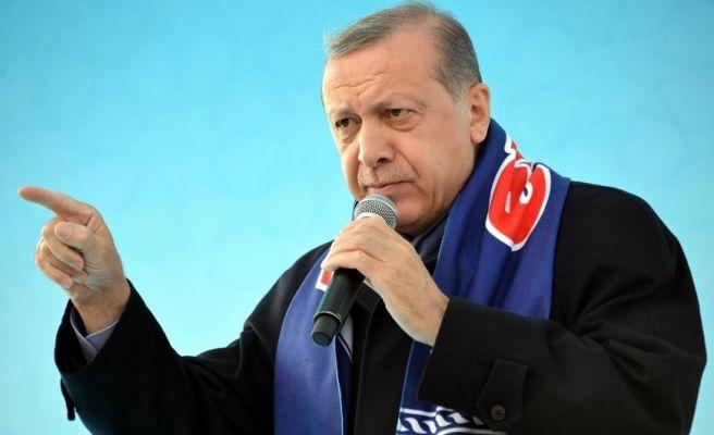"""Erdoğan'dan """"Erdoğanname"""" Kitabı İçin Toplatma Talebi"""