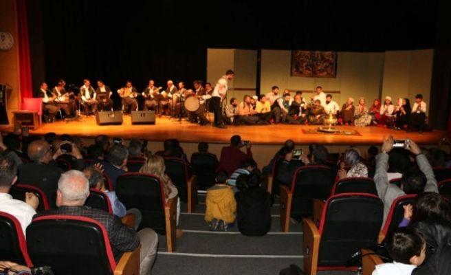 Şanlıurfa Kurtuluş Müzikali İstanbul'da Sahnelendi