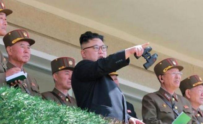 Kuzey Kore'den ABD'ye Nükleer Saldırı Tehdidi: Vururuz