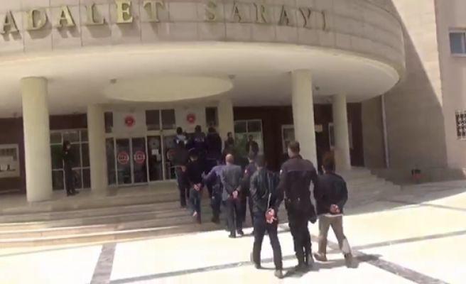 Urfa'da PKK operasyonu, 8 tutuklama