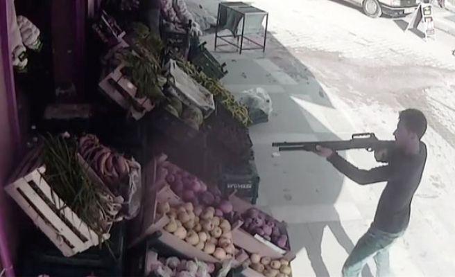 Akçakale'de Tüfekli Saldırı